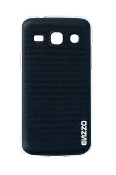 """ENZZO - Etui do SamsungAce3""""Black""""+folia+chusteczka z mikrofibry"""