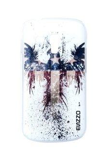 "ENZZO - Etui do Samsung Trend Plus ""Eagle"""
