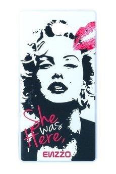 """ENZZO - Etui do sony Xperia M2"""" Marilyn""""+chustka z mikrofibry"""