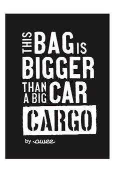 - CARGO by OWEE M-size bag - FLECKTARN