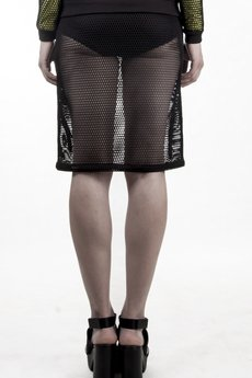 A2 - skirt with shorts001