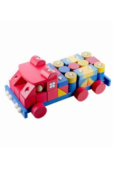 Tarnawa Toys - Ciężarówka z klocków