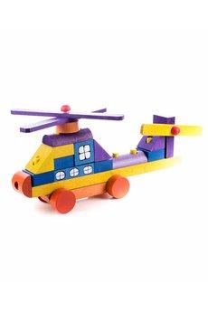 Tarnawa.pl drewniane zabawki   helikopter z klock%c3%b3w