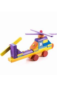 Tarnawa.pl drewniane zabawki   helikopter z klock%c3%b3w du%c5%bcy 1