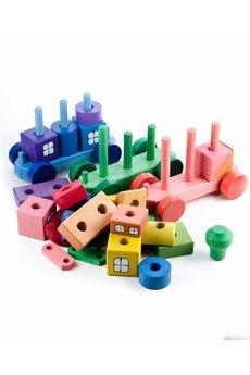 Tarnawa.pl drewniane zabawki   poci%c4%85g z klock%c3%b3w du%c5%bcy 2