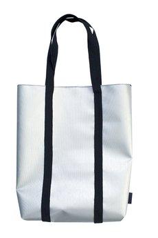 BAGSY - silver shopper bags |02