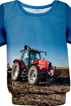 Pini - Bluza traktor junior