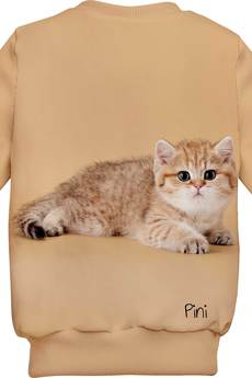 Pini - Bluza kotek maluch