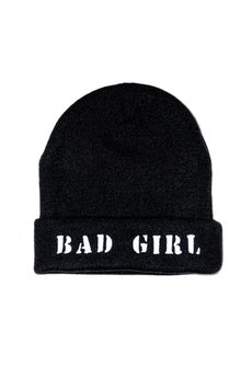 MISBHV - BAD GIRL BEANIE