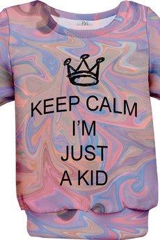 - Bluza keep calm junior