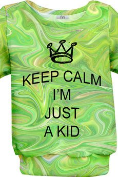 Pini - Bluza keep calm junior