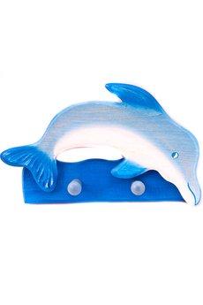 Tarnawa Toys - Wieszak delfinek