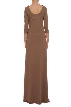 - Sukienka prosta długa YY300005