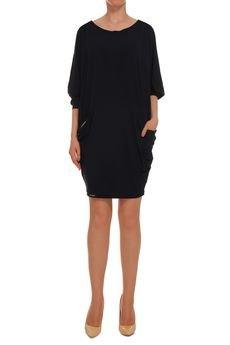 - Sukienka luźna z kieszeniami YY100049