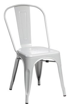 MIA home passion - Krzesło Metalove grey