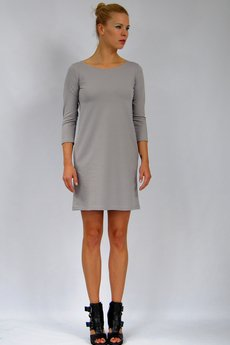 YES TO DRESS by Bożena Karska - CLOUD dress / BASIC line