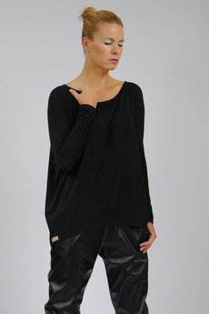 YES TO DRESS by Bożena Karska - MOON blouse / BASIC line