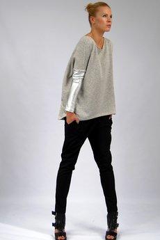 YES TO DRESS by Bożena Karska - SPARK blouse / NOT SO BASIC line