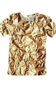 ALOHA FROM DEER - T-shirt Gold Rush