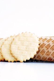 Valek Rolling Pins - FILIŻANKI - wałek do wytłaczania ciastek