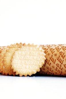 Valek Rolling Pins - STO LAT - wałek do wytłaczania ciastek