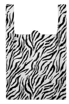 MNISHKHA - ZEBRA shopping bag
