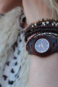 xxx-WeWood - oryginalne drewniane zegarki - drewniany zegarek WeWood ODYSSEY BROWN