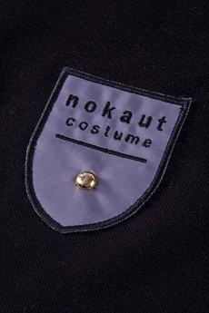 Nokaut Costume - Polo z długim rękawe NKT