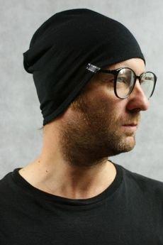 drops - czarna czapka