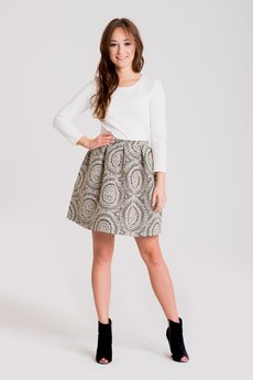 Stone Skirts - Spódnica BAROQUE