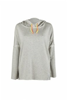 COLORSHAKE - Longsleeve grey/neon