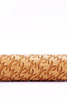 Valek Rolling Pins - 2 LISY - wałki do wytłaczania ciastek. Valek Kids!