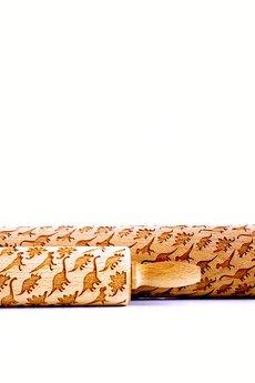 Valek Rolling Pins - 2 DINOZAURY - wałki do wytłaczania ciastek
