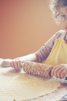 Valek Rolling Pins - DINOZAURY kids - wałek do wytłaczania ciastek