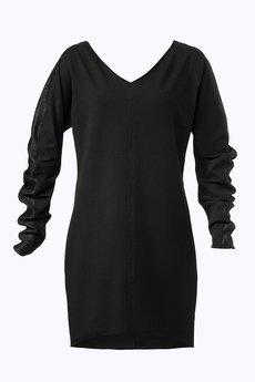 Unicorno sukienka lily czarny pak 1