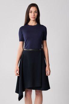 Distense - Dłuższa spódnica wełniana
