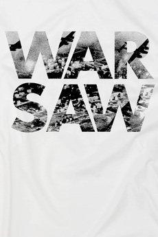 - t-shirt WARSAW