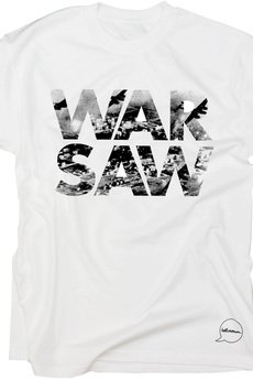 Hellowawa - t-shirt WARSAW