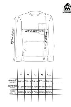 - Bluza czerwno / granatowa