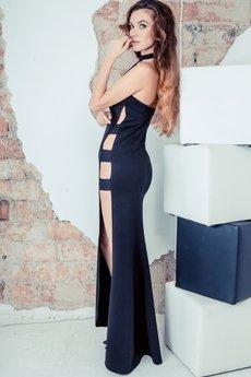 Gosia Strojek - Suknia z wycięciami GS