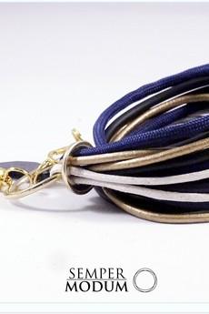 Semper Modum - Koło mini Navy