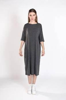 TRUSST ME  - SIMPLE GREY DRESS