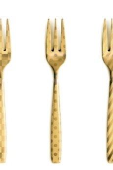 - DRESS widelczyki złote