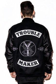 - TROUBLE MAKER MENS VARSITY