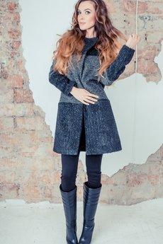 - Wełniany płaszcz Alpaka GS