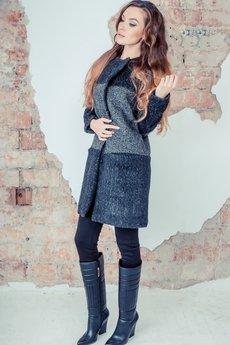 Gosia Strojek - Wełniany płaszcz Alpaka GS