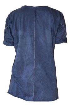 SAWA - dyed bandana Tee