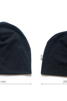 SISS - czapka limonka/ organiczna bawełna