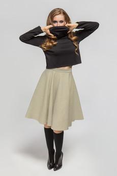 Mazurek Mańka - Spódnica Tweedowa #2