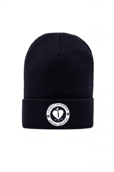 LIFESTAB - LOYALTY ROSE HERITAGE BLACK BEANIE